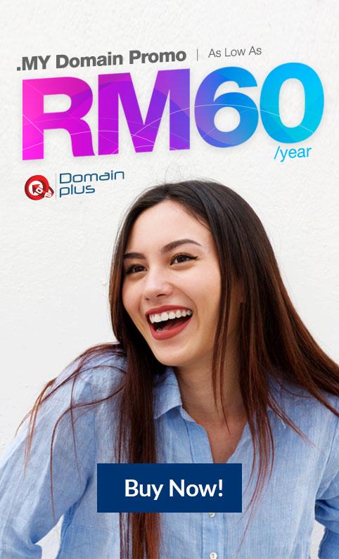 MY Domain Promo