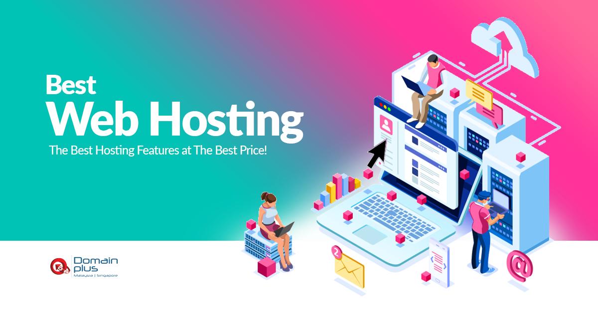 Cheap Web Hosting Malaysia RM9 99 | FREE SSL - DomainPlus com my